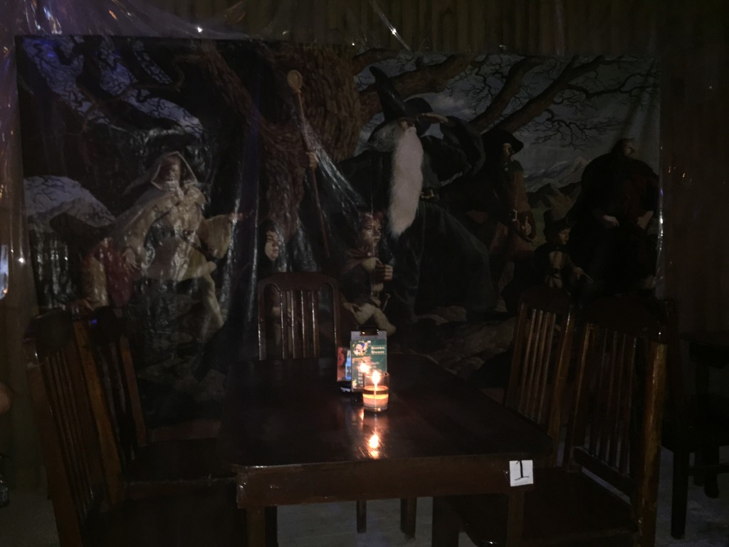 The Hobbit House restaurant in Boracay