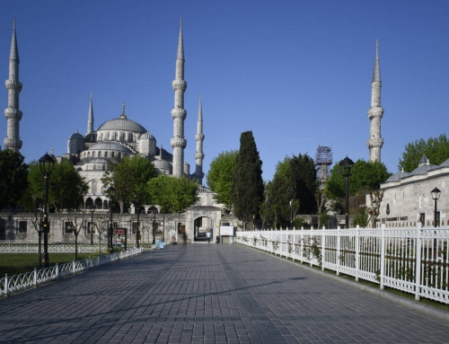 Blue Mosque in Istanbul. Amazing place you must see!