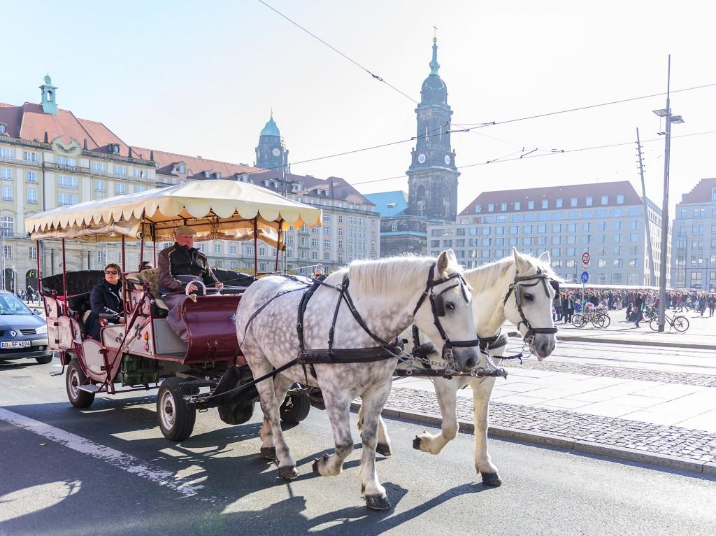 Altmarkt, Dresden