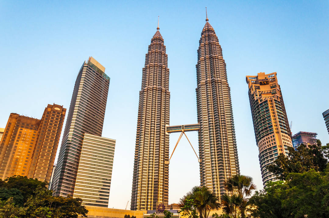 Dovolenka, Kuala Lumpur
