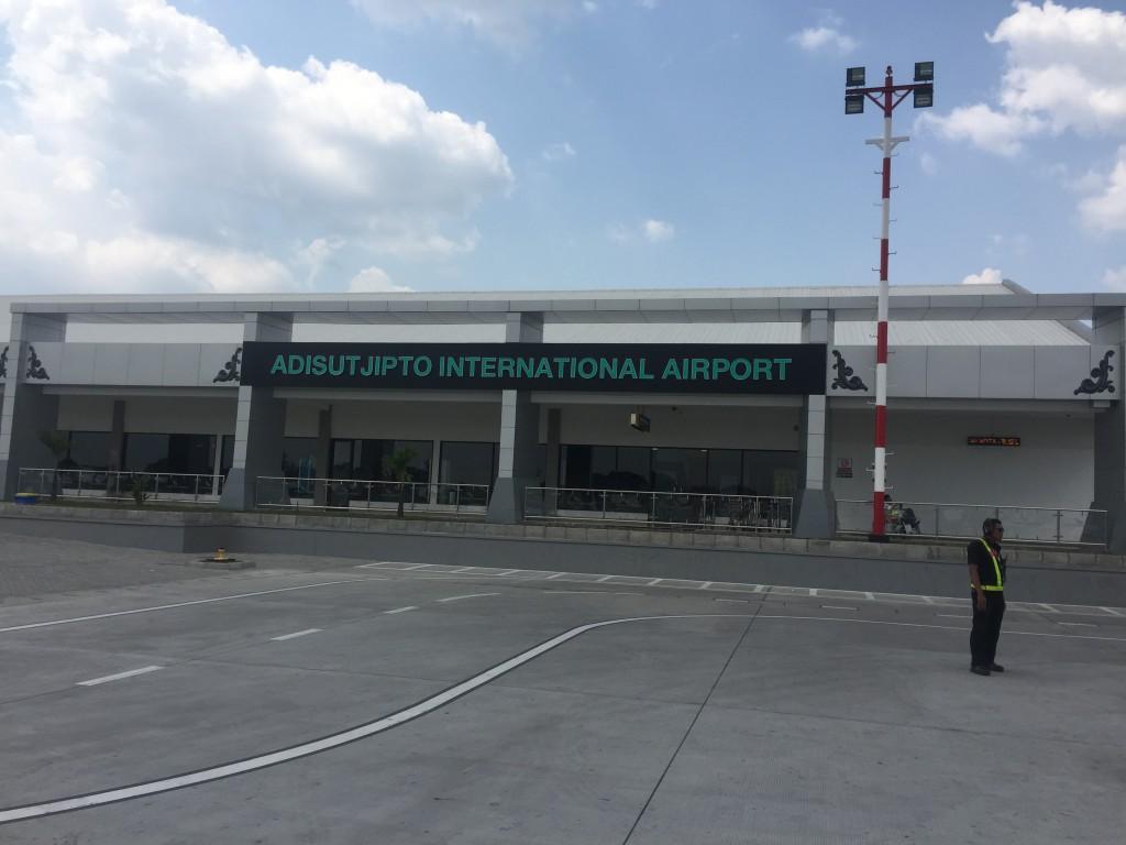 Letisko v Yogyakarte