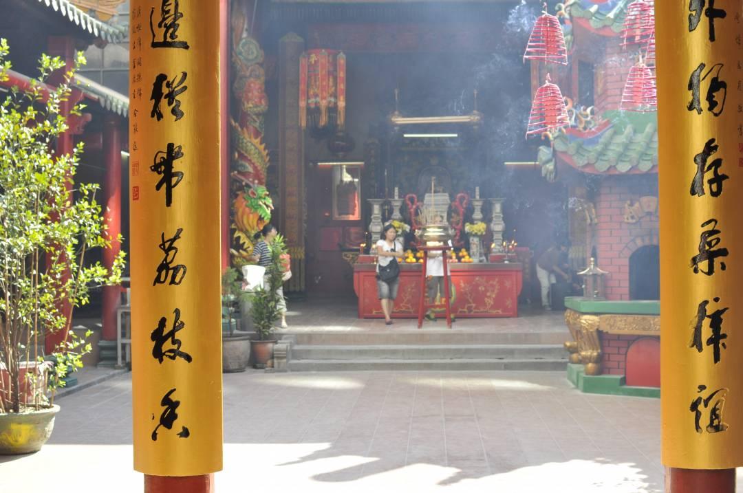 Guan Di Temple, Kuala Lumpur