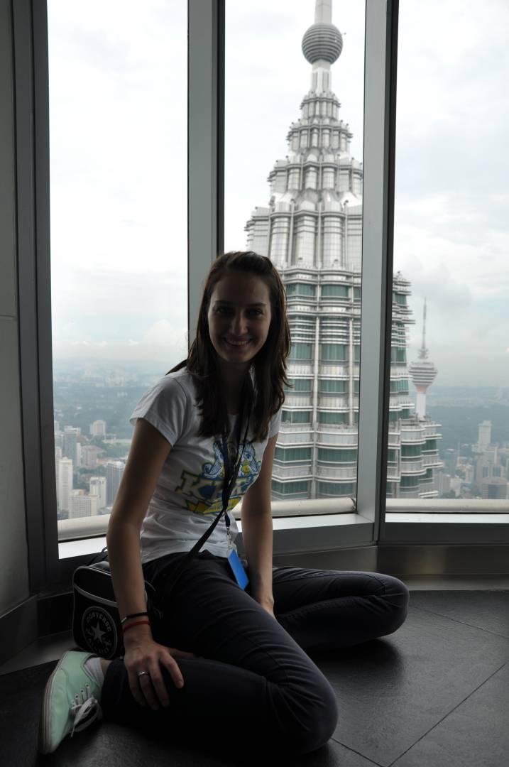 Dvojičky Petronas, Kuala Lumpur