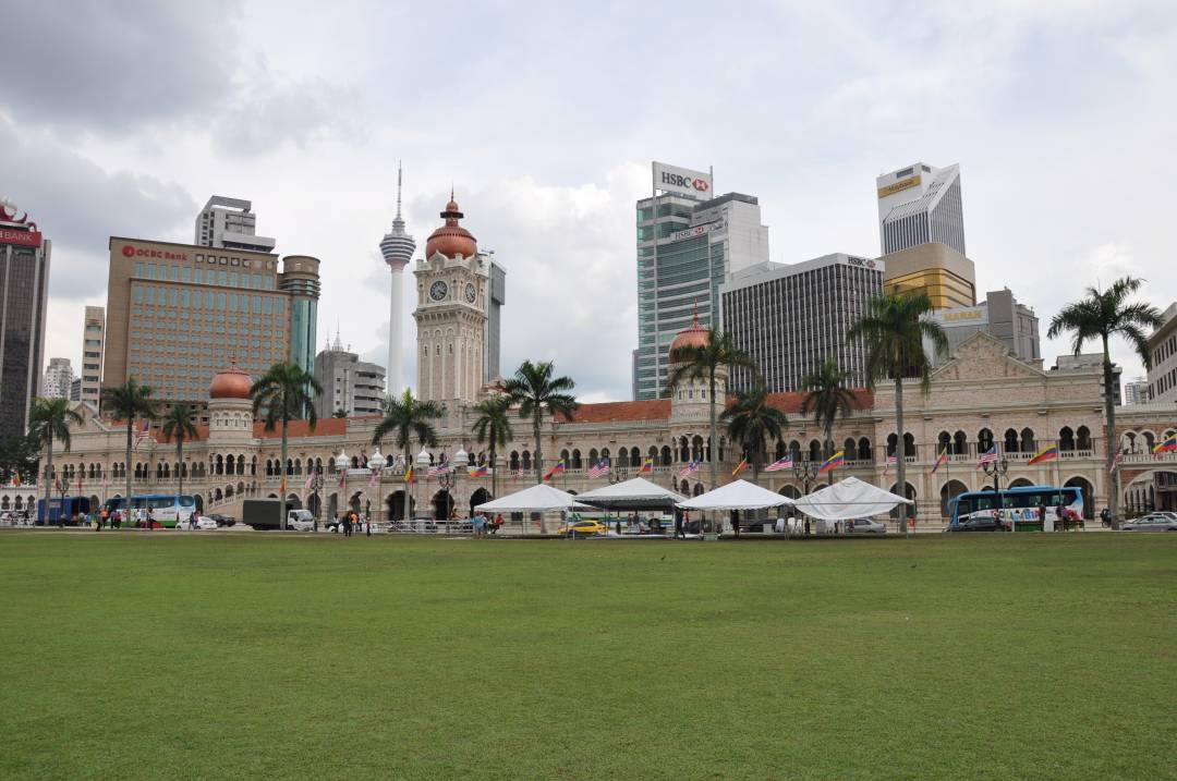 Kuala Lumpur, Sultan Abdul Samad building