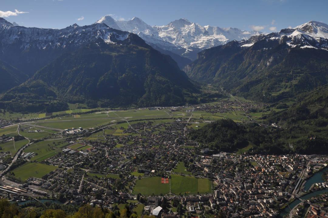 Harder Kulm, Švajčiarsko