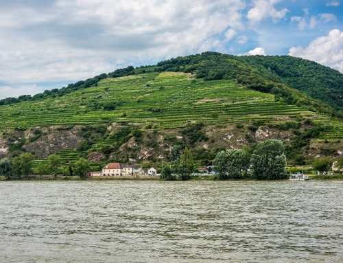 Where to go in Austria: Krems an der Donau and Dürnstein castle