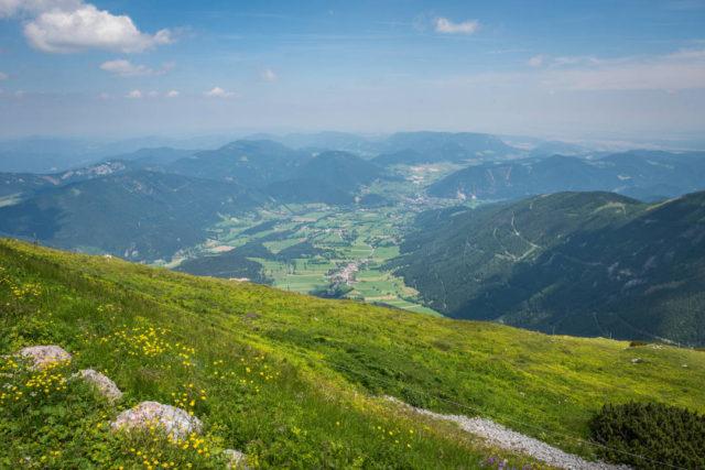 Schneeberg, Rakúsko