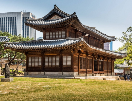 Grand Palaces of Seoul, South Korea