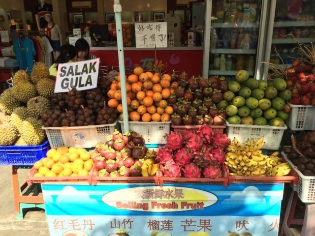 čo jesť v Ázii