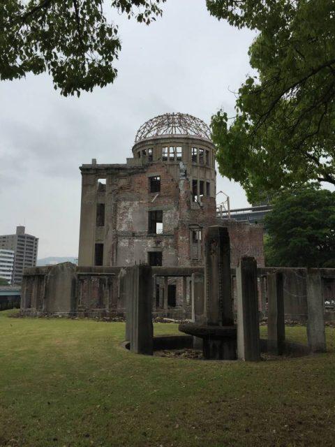 Hiroshima, Japonsko 2016