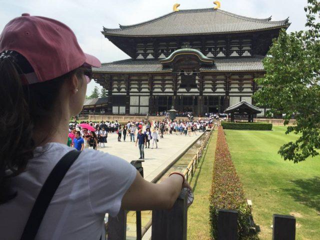 Tōdai-ji, Nara 2016
