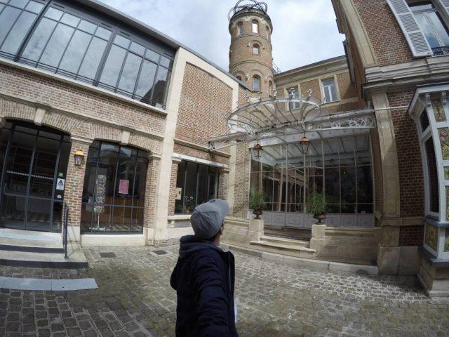 Múzeum Julesa Verna, Amiens 2016