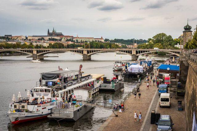 Náplavka, Praha 2016