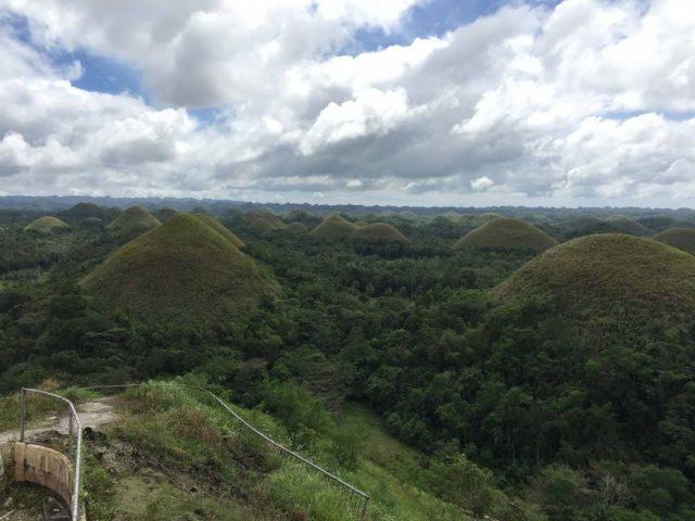 Čokoládové hory, Bohol