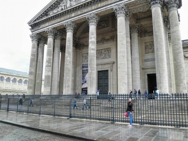 Panthéon, Paríž