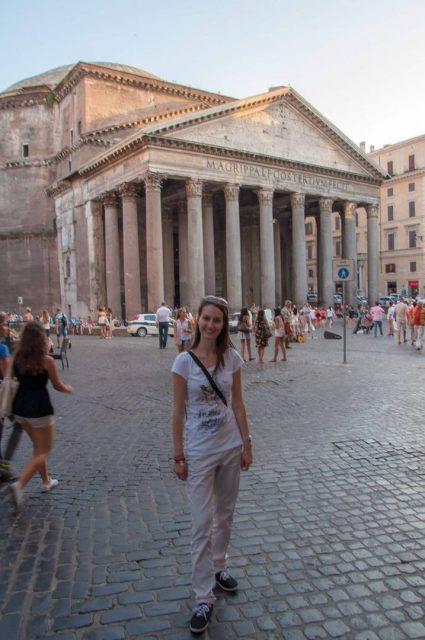 Panteón, Rím