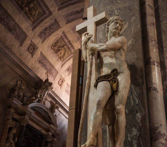 Kristus, Rím