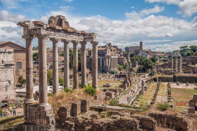 Forum Romanum, Rím