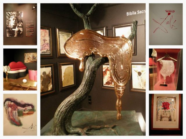 Salvador Dalí múzeum, Paríž