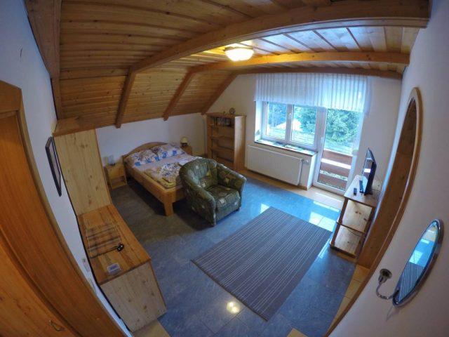 Apartmány Slalka Terchová - izba