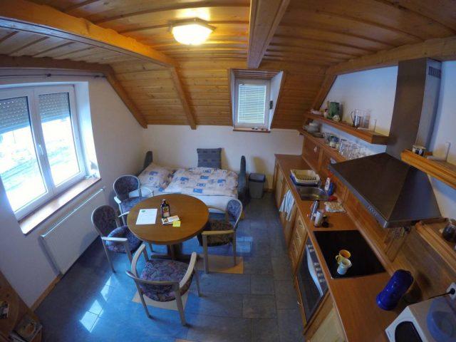 Apartmány Skalka Terchová - kuchyňa