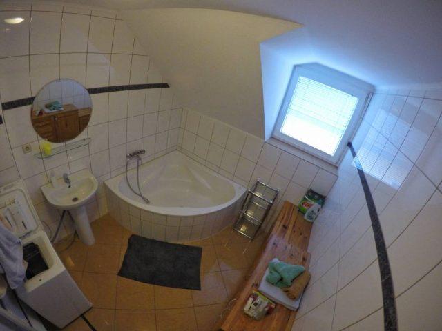 Apartmány Skalka Terchová - kúpelňa