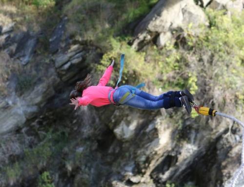 Nový Zéland: Miesto, kde treba zažiť adrenalín! Tipy ako skočiť bungee jumping.