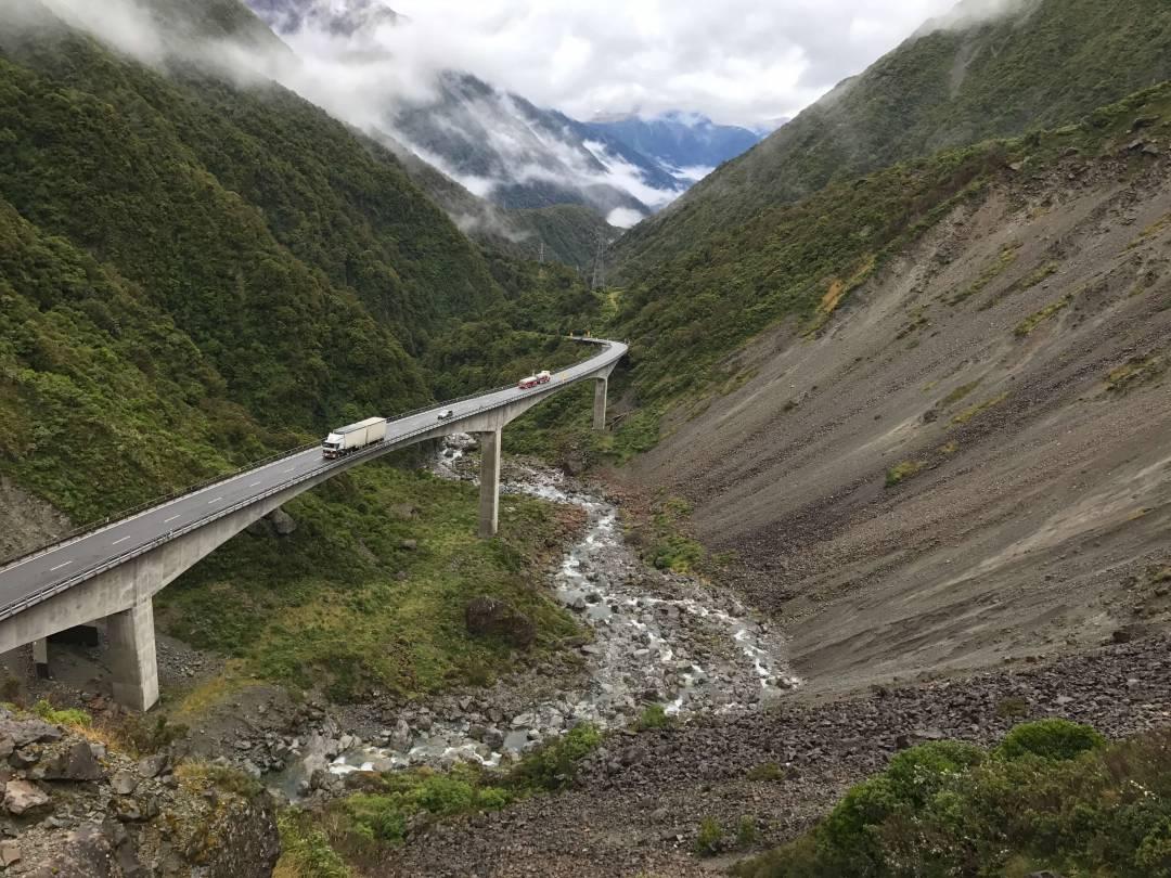 Šoférovanie na Novom Zélande
