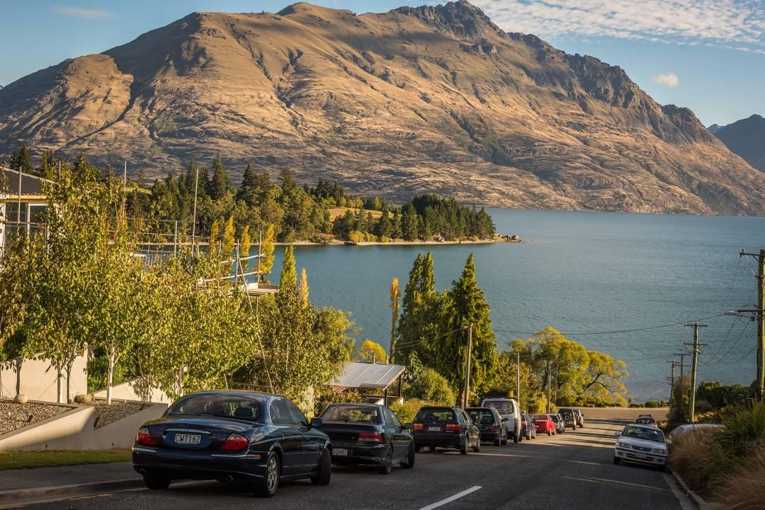 Queenstown, Nový Zéland