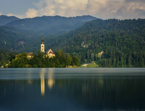 Crystal clear treasure – Lake Bled, Slovenia