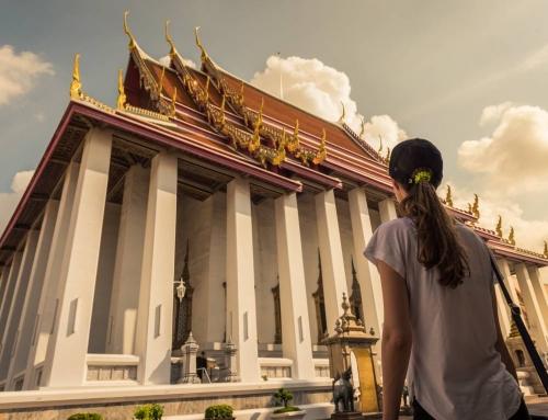 Ako si užiť Bangkok za 17 hodín?