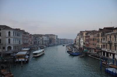 Benátky z Ponte Rialto