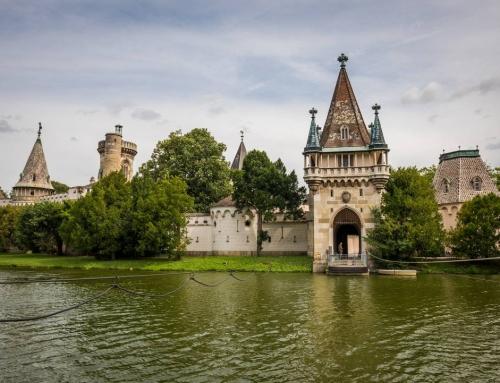 Tip na výlet: Zámocký park v Laxenburg