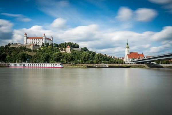 Bratislava - Krásavica na Dunaji