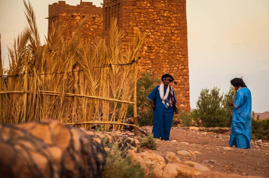 Ait Benhaddou, Maroko