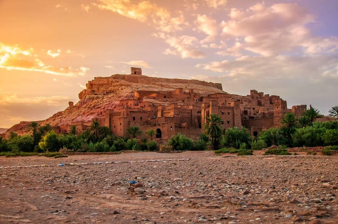 Ksar Ait Benhaddou, Maroko