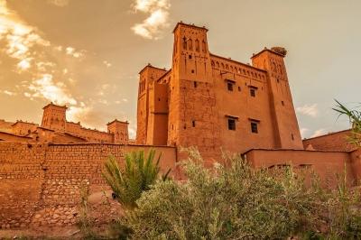 Ait-Benhaddou, Maroko
