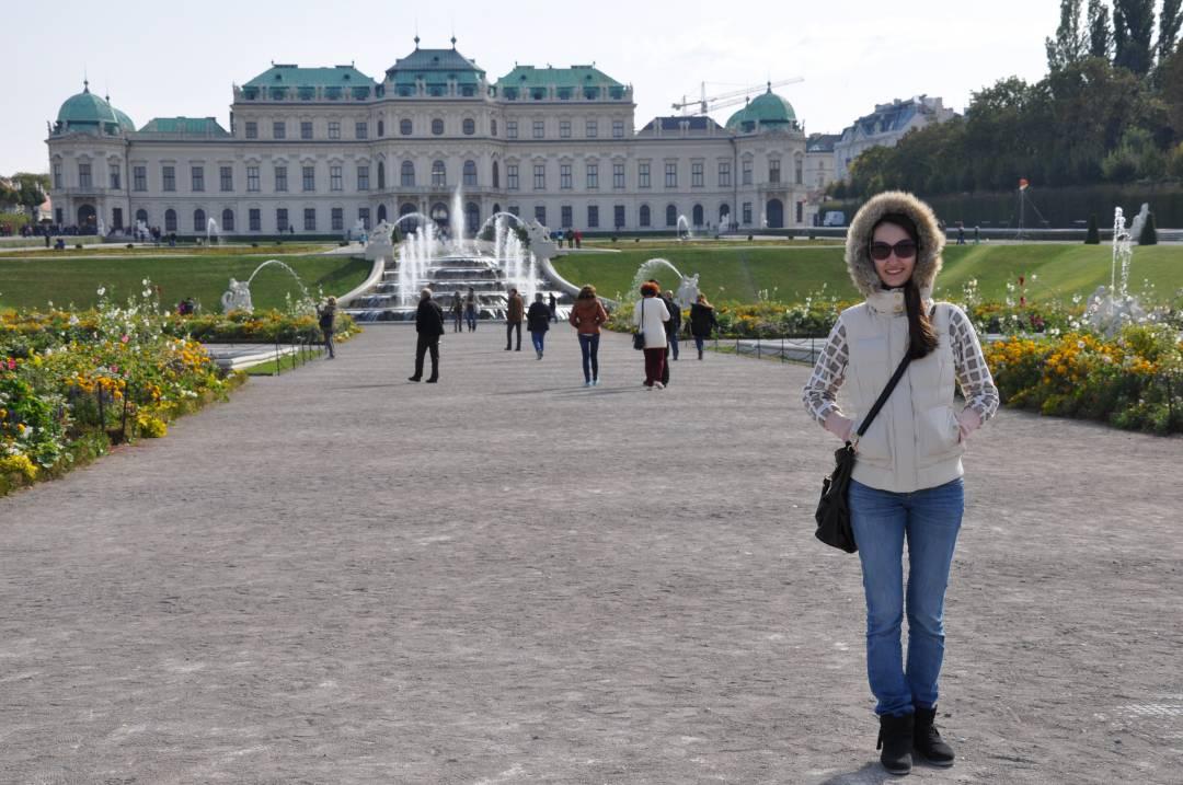 Belvedere, Viedeň