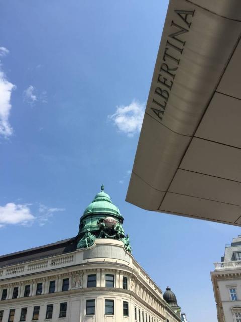 Albertina, Viedeň