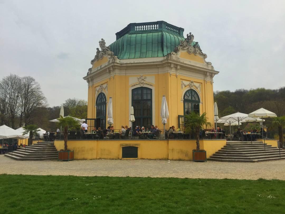 Schönbrunn, Viedeň