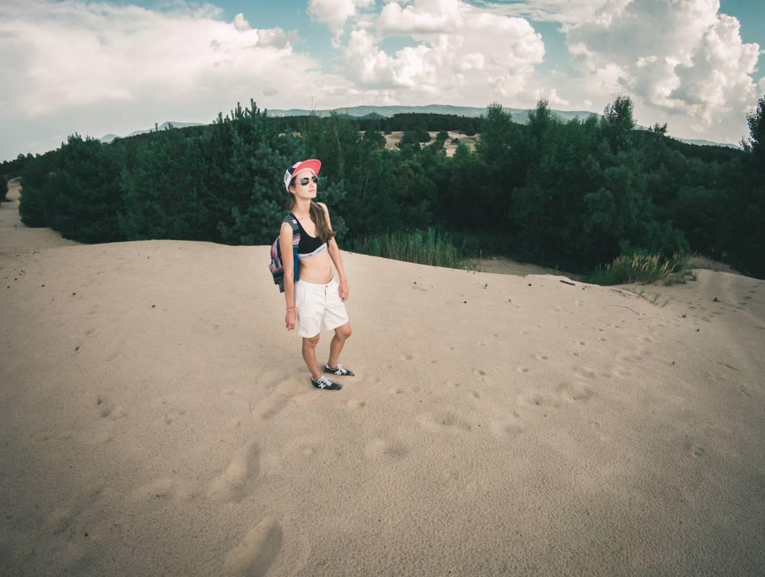 slovenská púšť