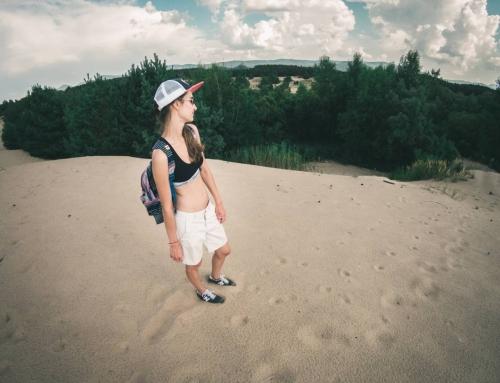 Slovenská púšť na Záhorí
